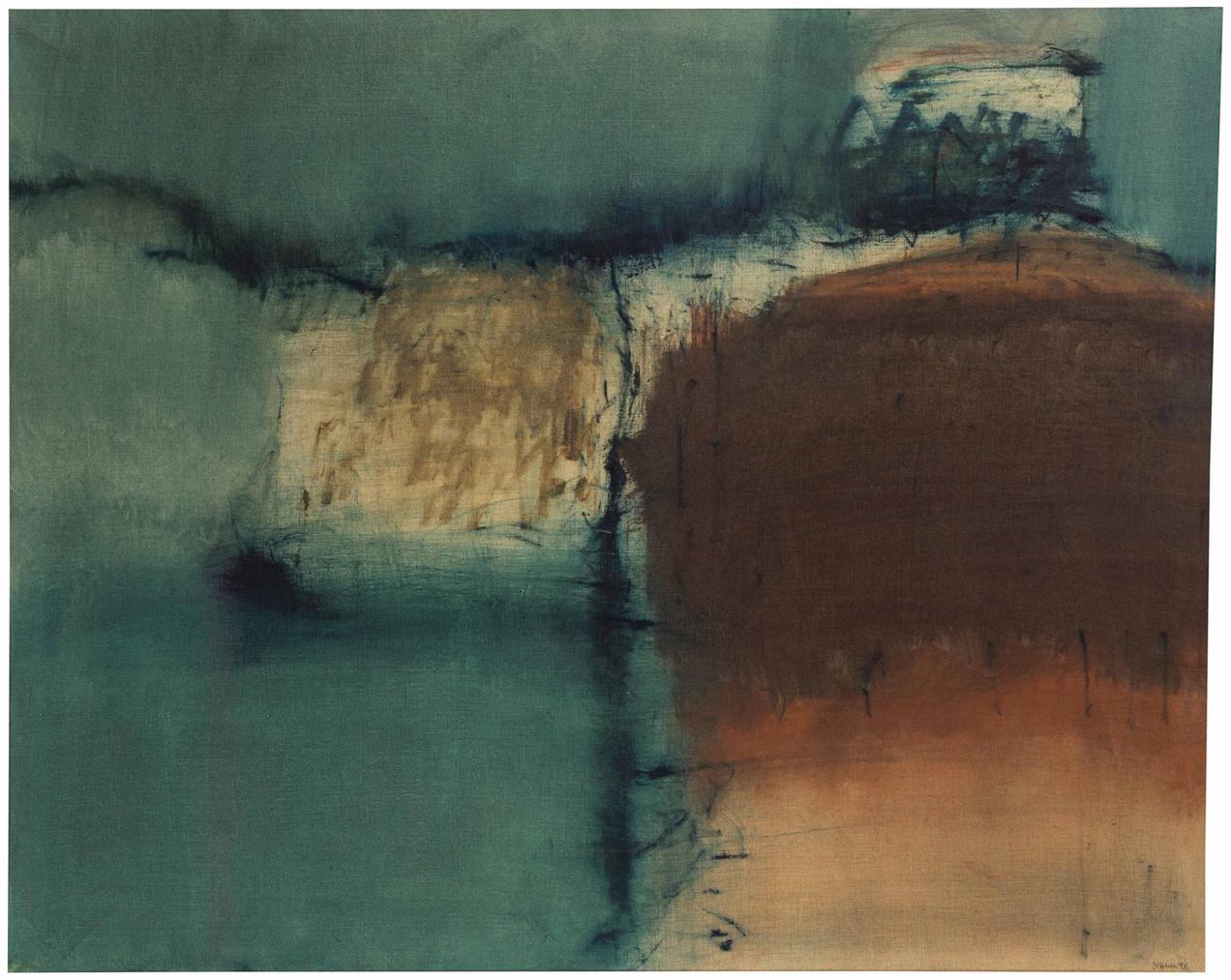 Rajendra Dhawan - Untitled-1996