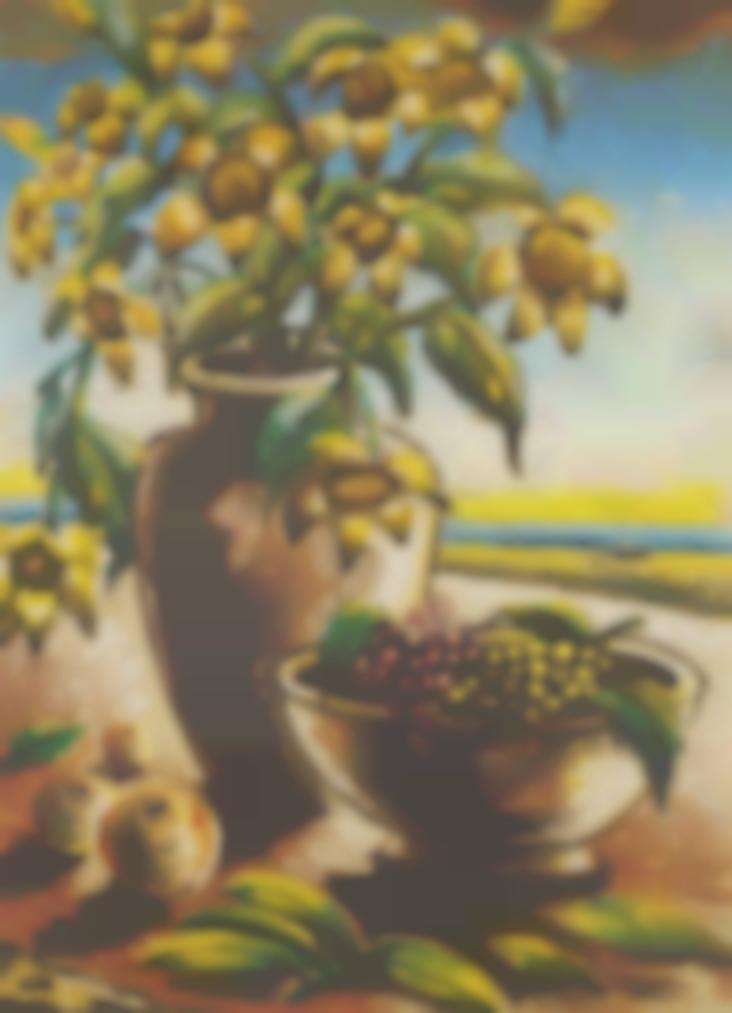 Krishnaji Howlaji Ara - Untitled-