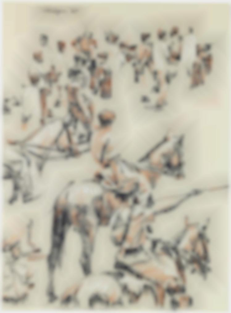 Ismail Gulgee - Untitled-1967