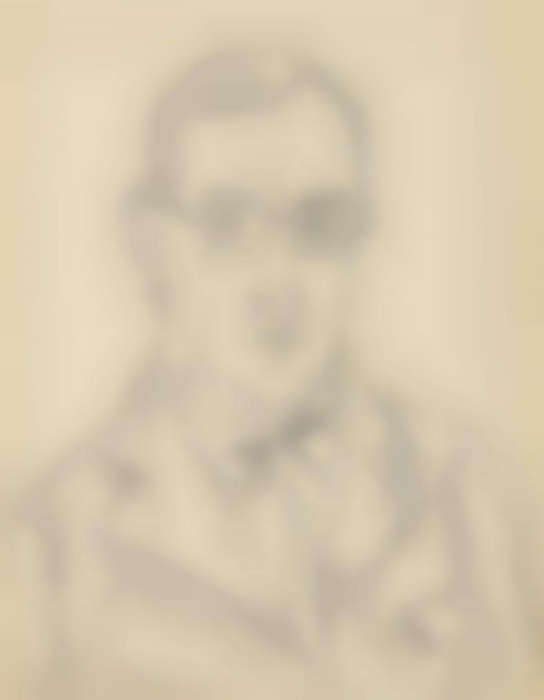 Henri Matisse-Portrait Dandre Rouveyre-1936