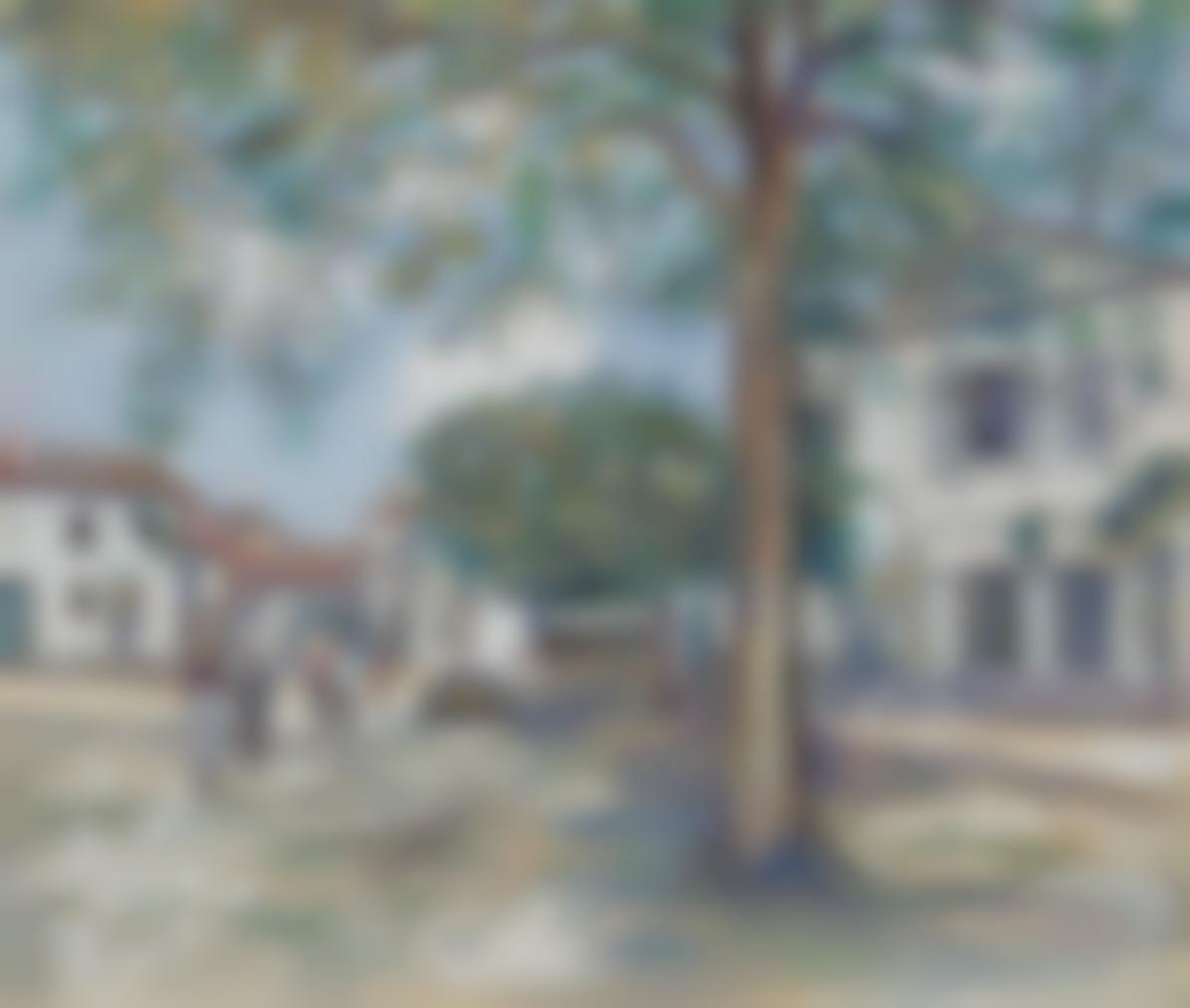 Maurice Utrillo-Saint-Yrieix-Sous-Aixe-1926