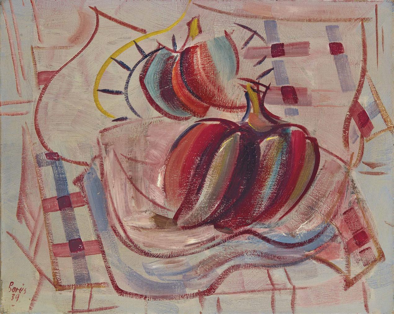 Francisco Bores-Piments-1939