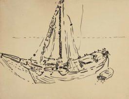 Andre Derain-Marine-1906