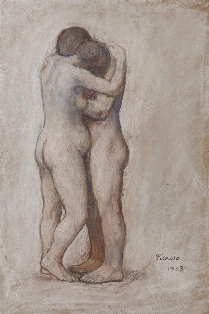 Pablo Picasso-Letreinte-1903