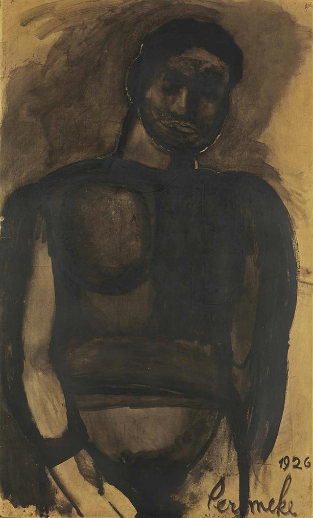 Constant Permeke-Paysan-1926