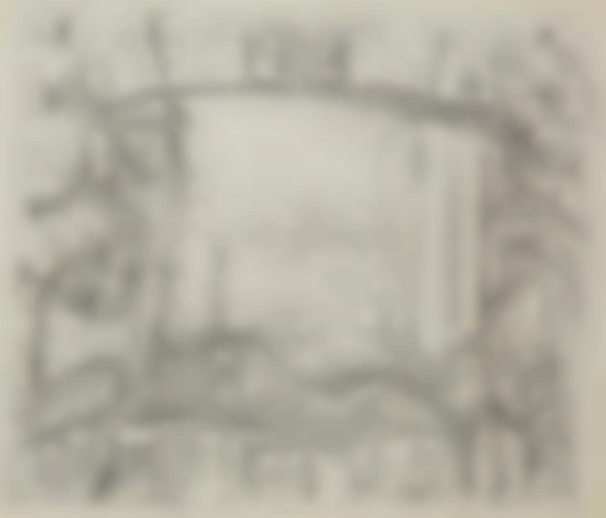 Pierre Bonnard-Etude Pour Mediterrannee Ou Monuments (Recto); Etude De Baigneuse (Verso)-1916