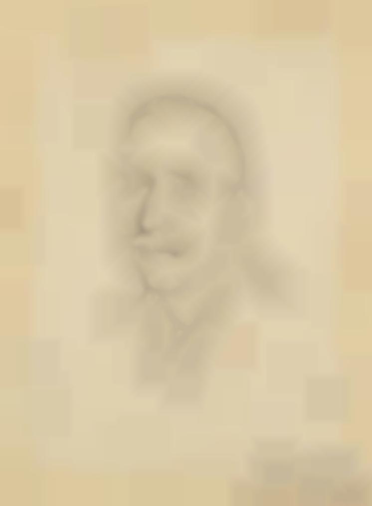 Pablo Picasso-Portrait Dandre Level-1918