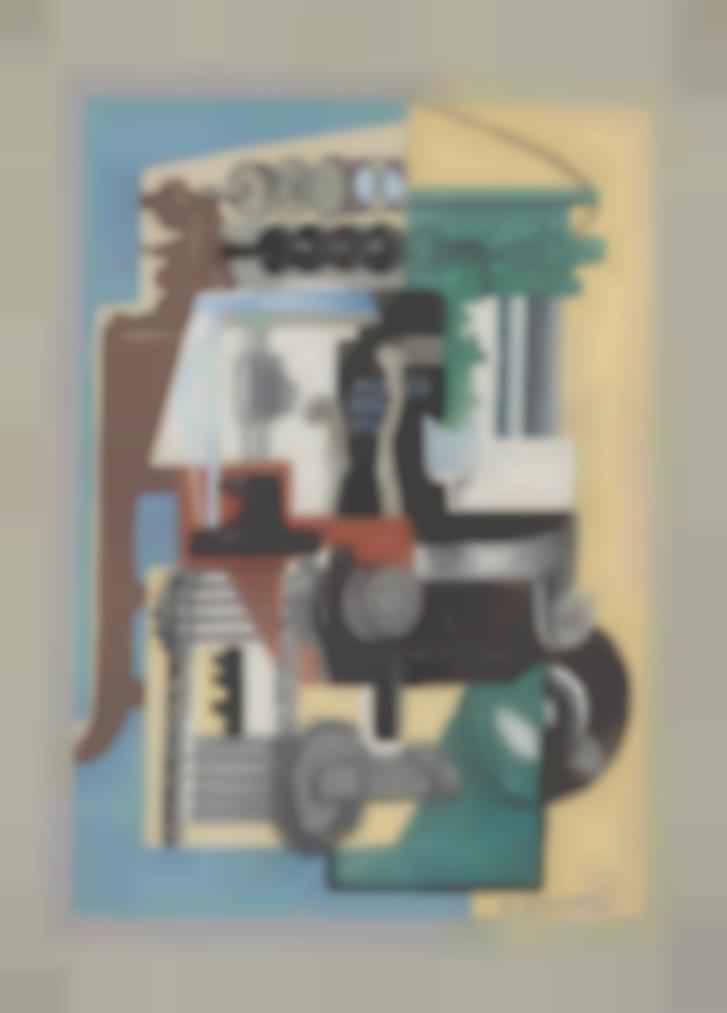 Gino Severini-Machine Textile-1946