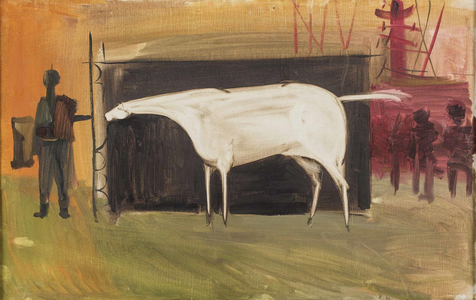 Kadhim Haider - And A Horse Is Selling-1965