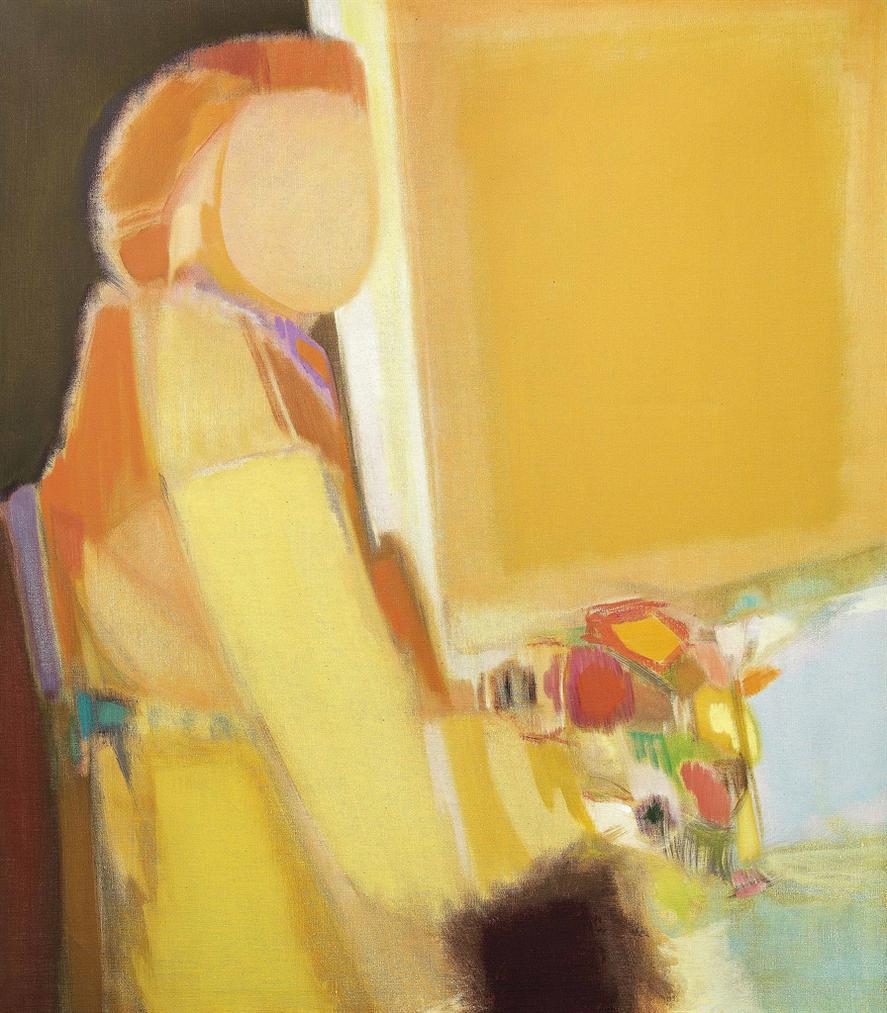 Helen Khal - Untitled-1972