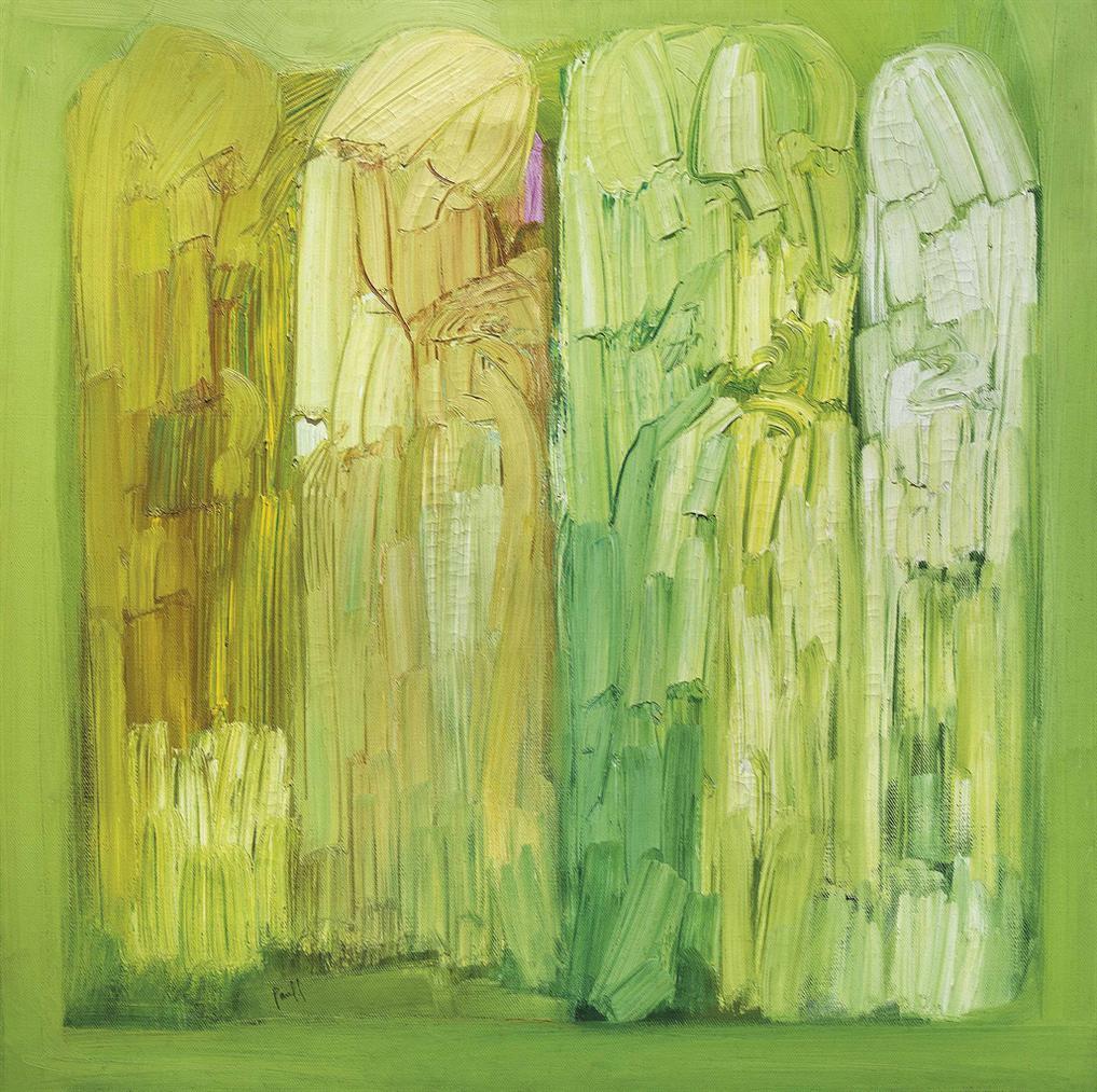 Paul Guiragossian-Untitled-1973