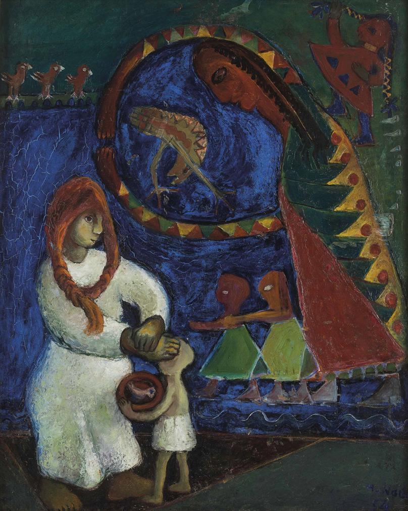 Hamed Nada-Untitled-1954