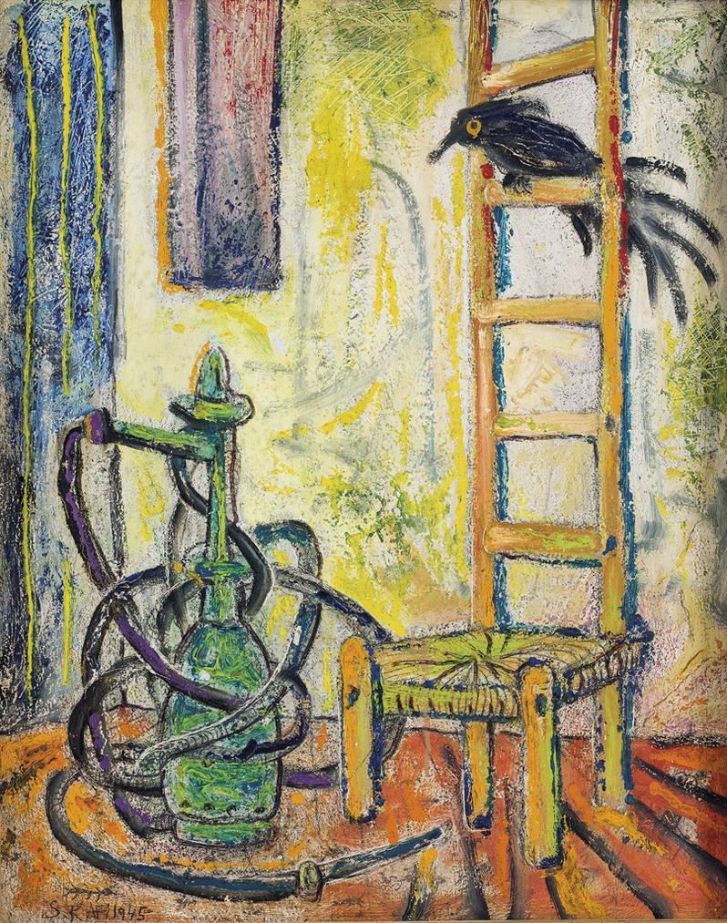 Samir Rafi-Untitled-1945