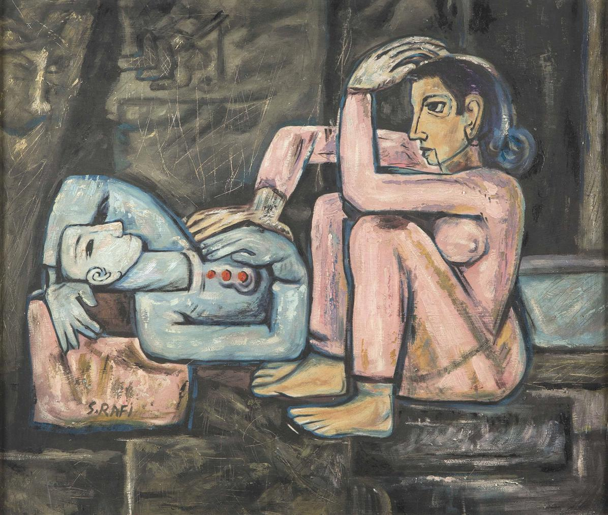 Samir Rafi-Untitled-1958