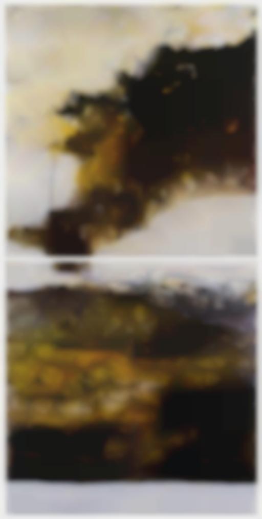 Farideh Lashai-Untitled (From The Heaviness Lightness Series)-2008