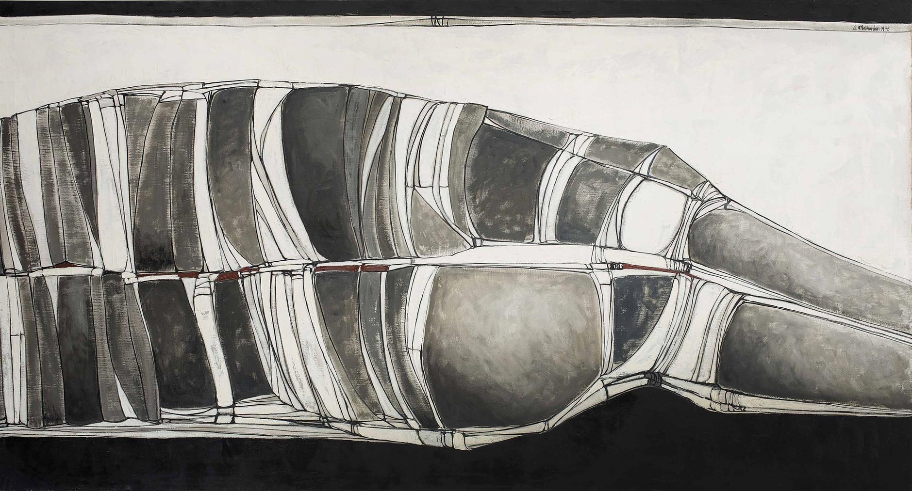 Ak Melkonian - Untitled-1976