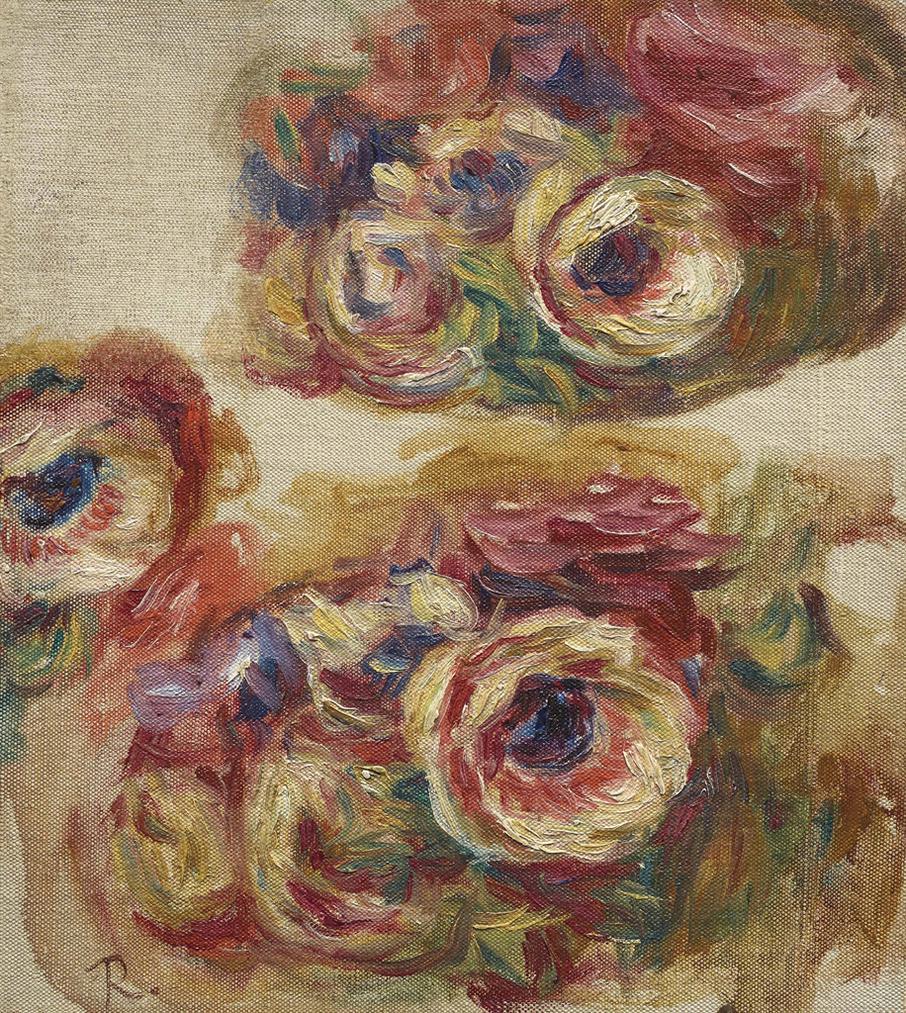 Pierre-Auguste Renoir-Fleurs-1915