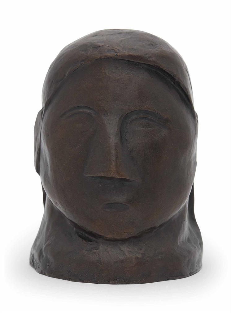 Pablo Picasso-Tete De Femme-1939