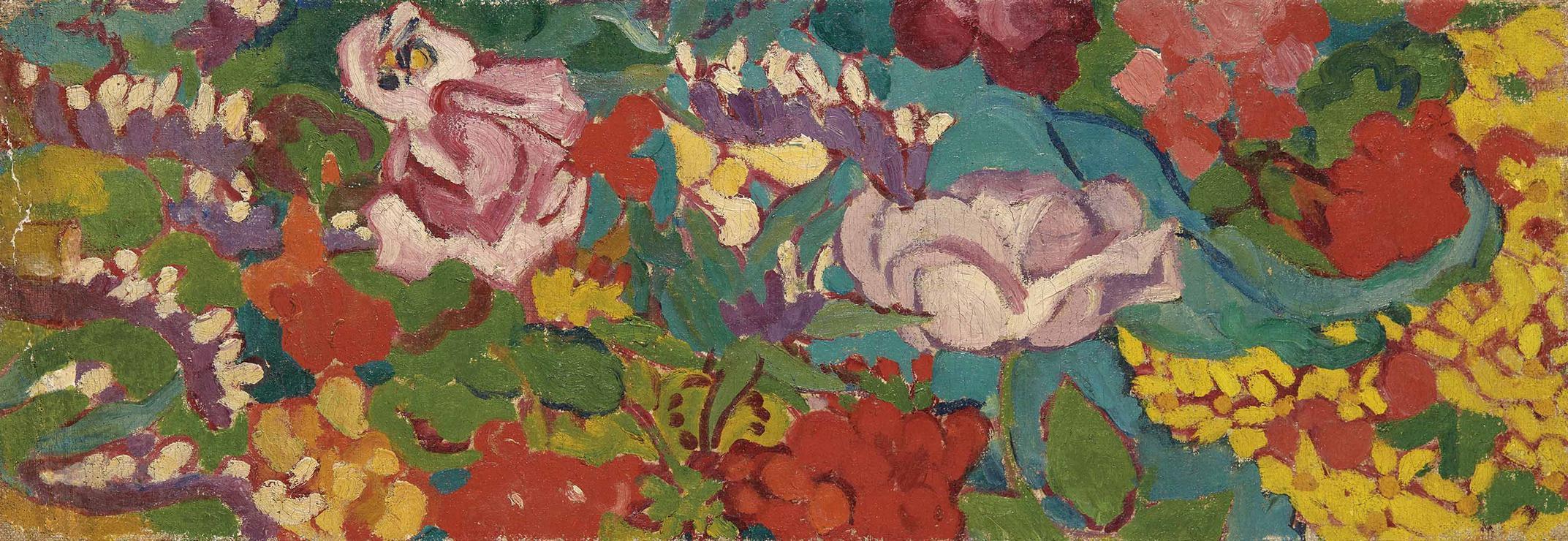 Louis Valtat-Fleurs-1913