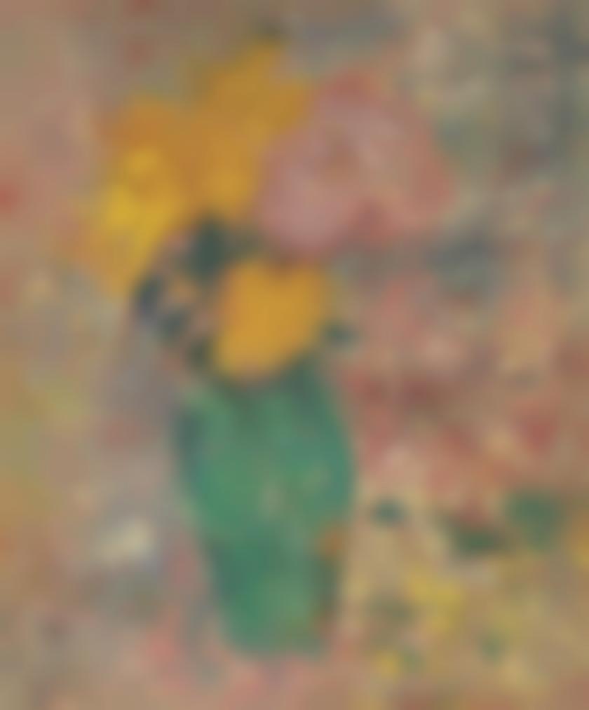 Louis Valtat-Bouquet De Fleurs-1895