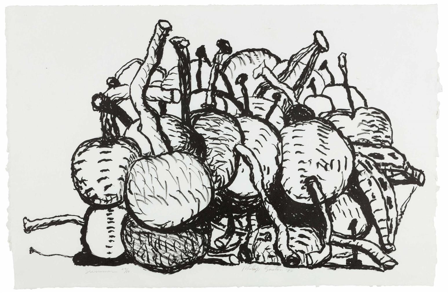 Philip Guston-Summer-1980