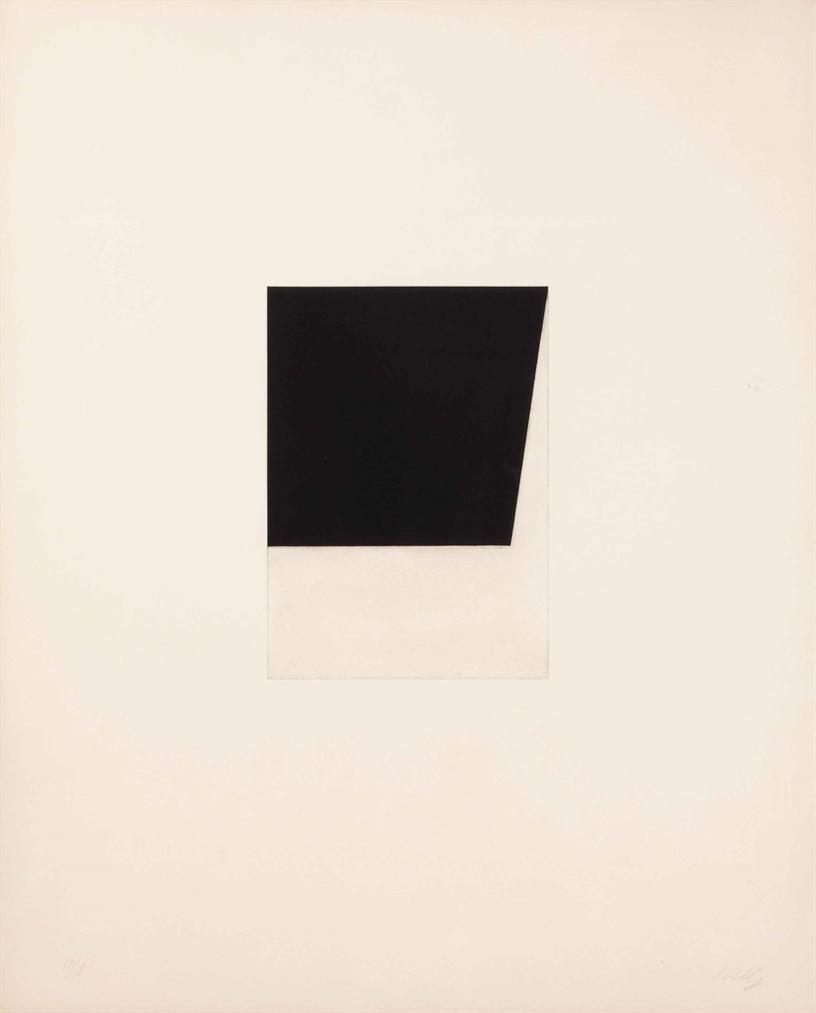 Ellsworth Kelly-Concorde V-1982