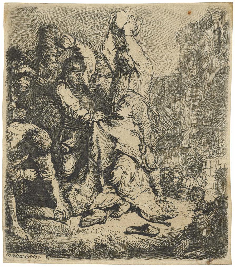 Rembrandt van Rijn-A Small Collection-1635