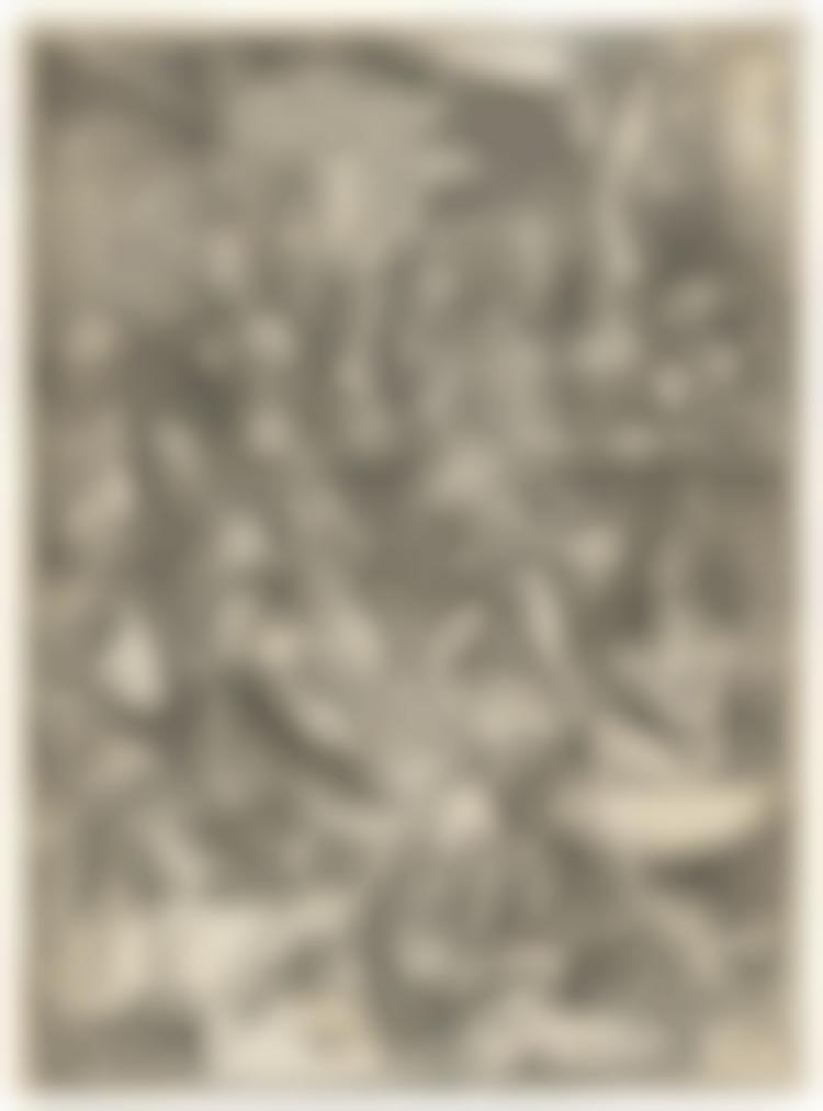 Albrecht Durer-The Martyrdom Of Saint John, From: The Apocalypse-1497