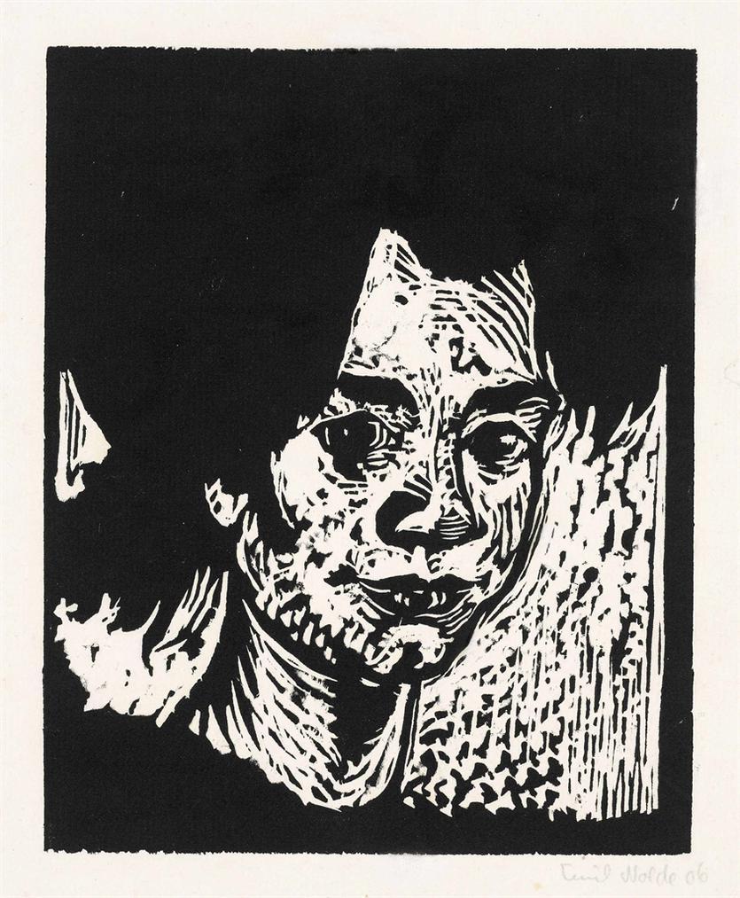 Emil Nolde-Stine-1906