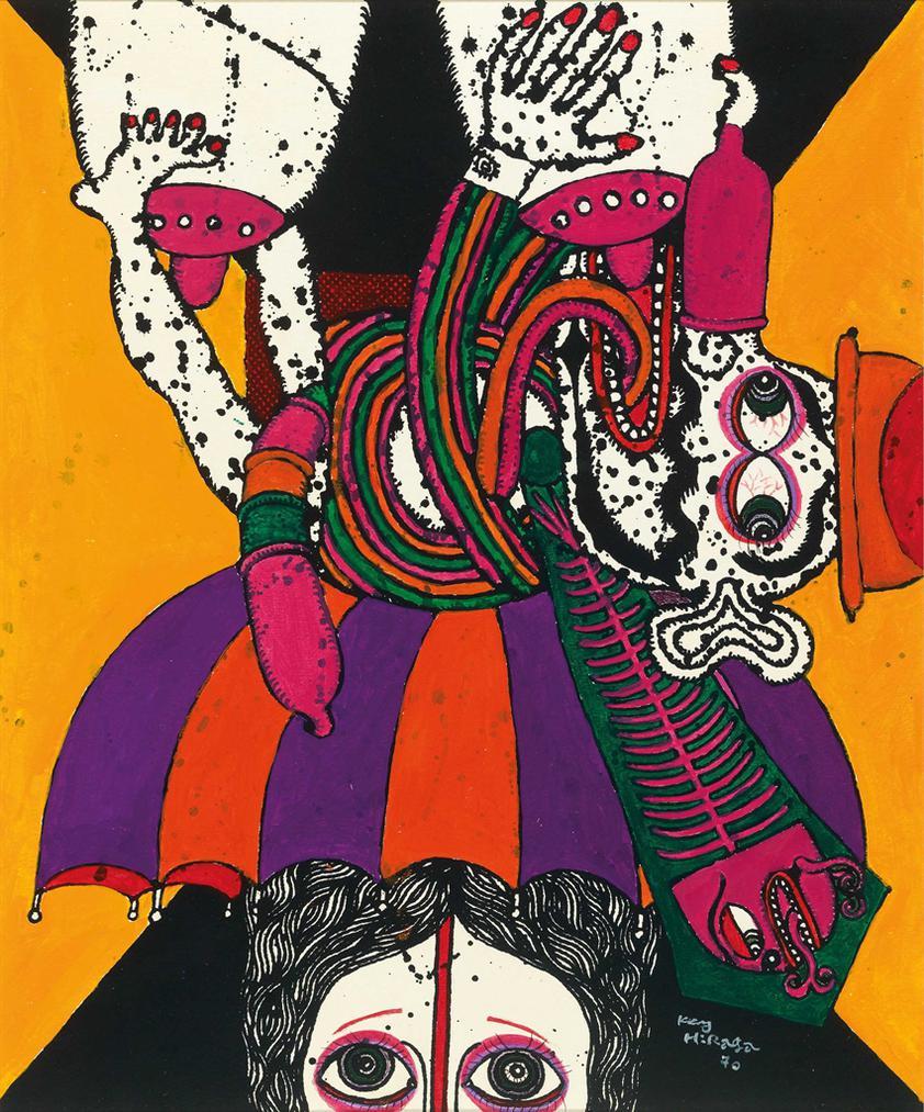 Key Hiraga-The Elegant Life Of Mr. H-1970