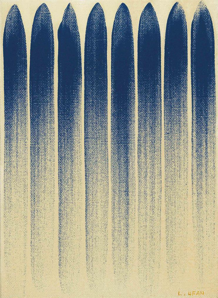 Lee Ufan-From Line-1980