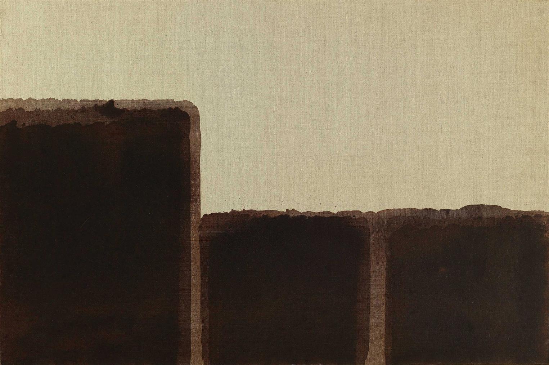 Yun Hyong-Keun-Umber Blue-1991
