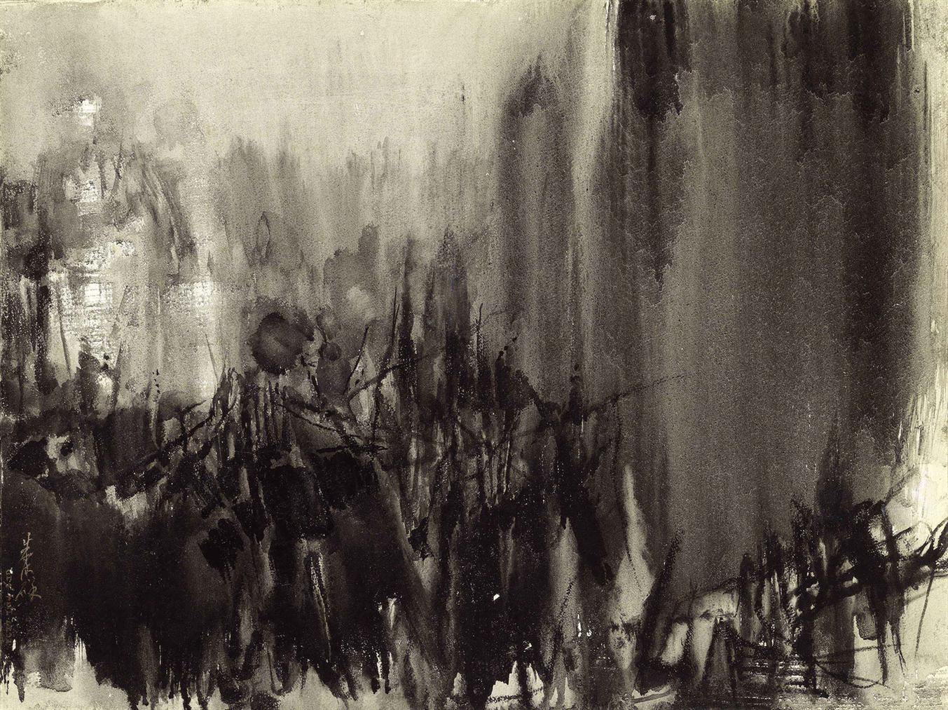 Chu Teh-Chun-No. 147-1963
