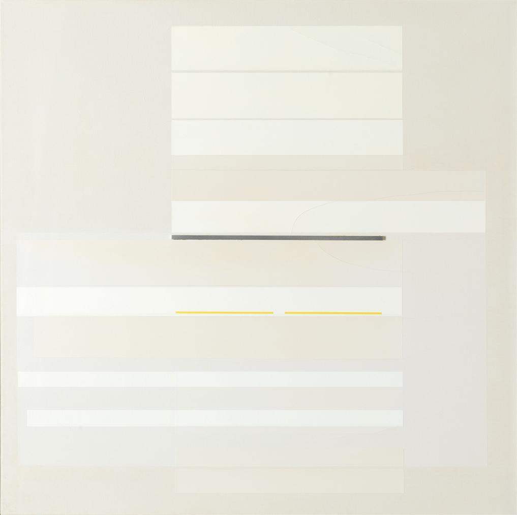 Richard Lin-Painting Relief-1968