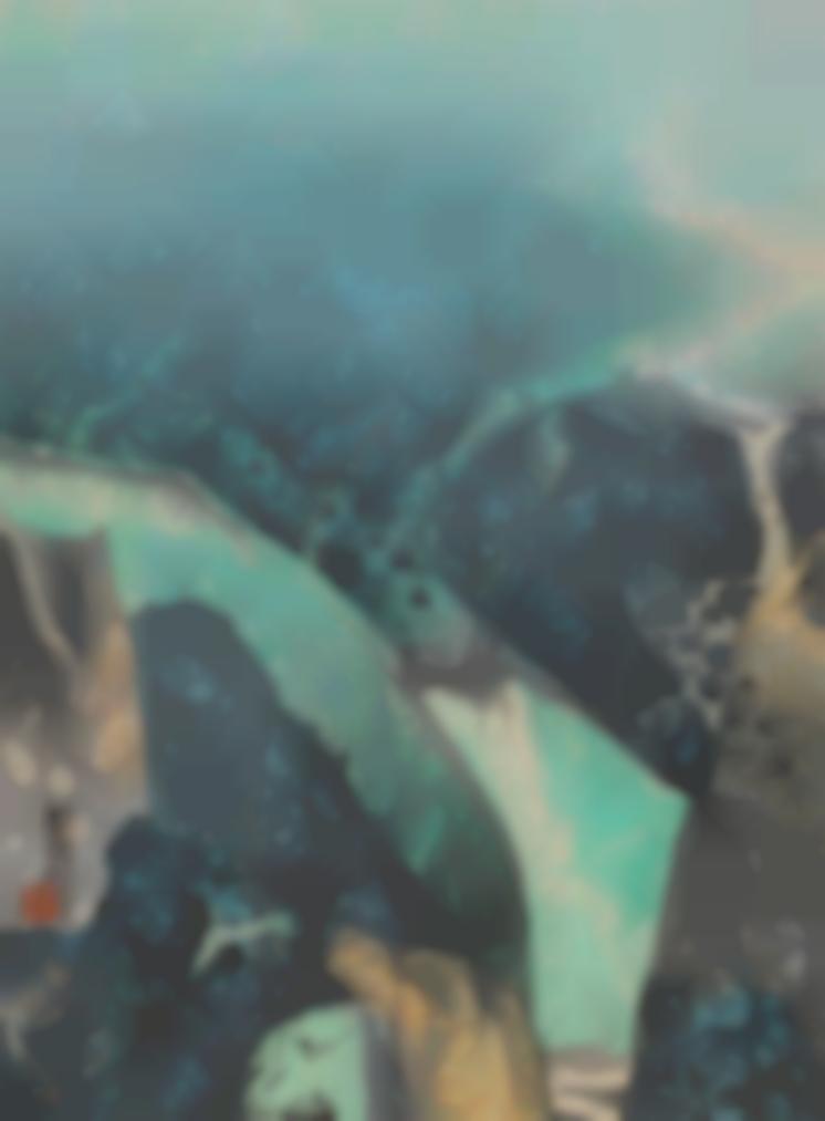 Liu Kuo-Sung-Rainy Thoughts-1978