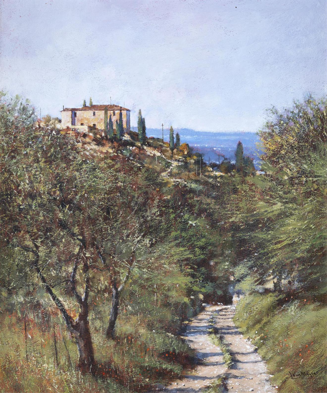 John Meyer - North Of Montalcino-