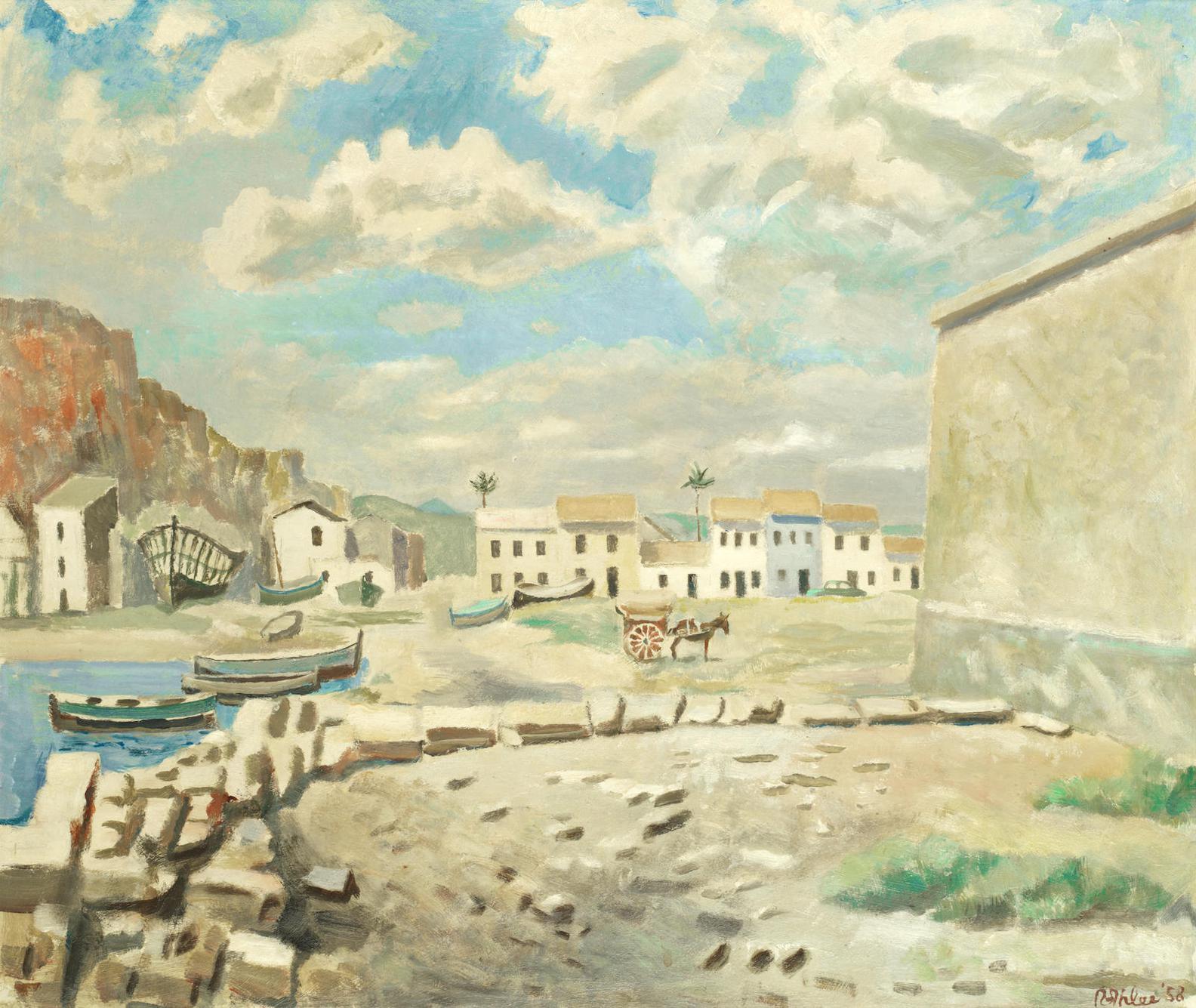 Rudolph Ihlee - Denia-1958
