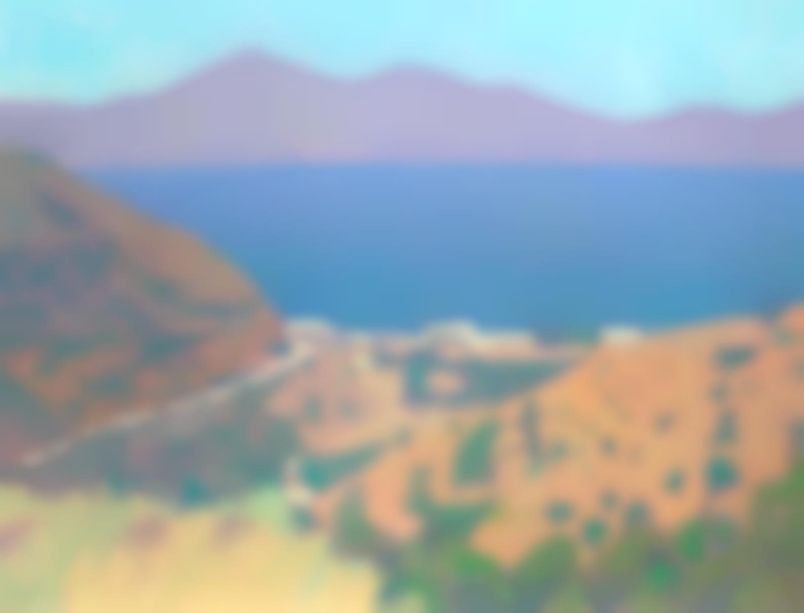 Colin Hayes - The Aegean, Milos-