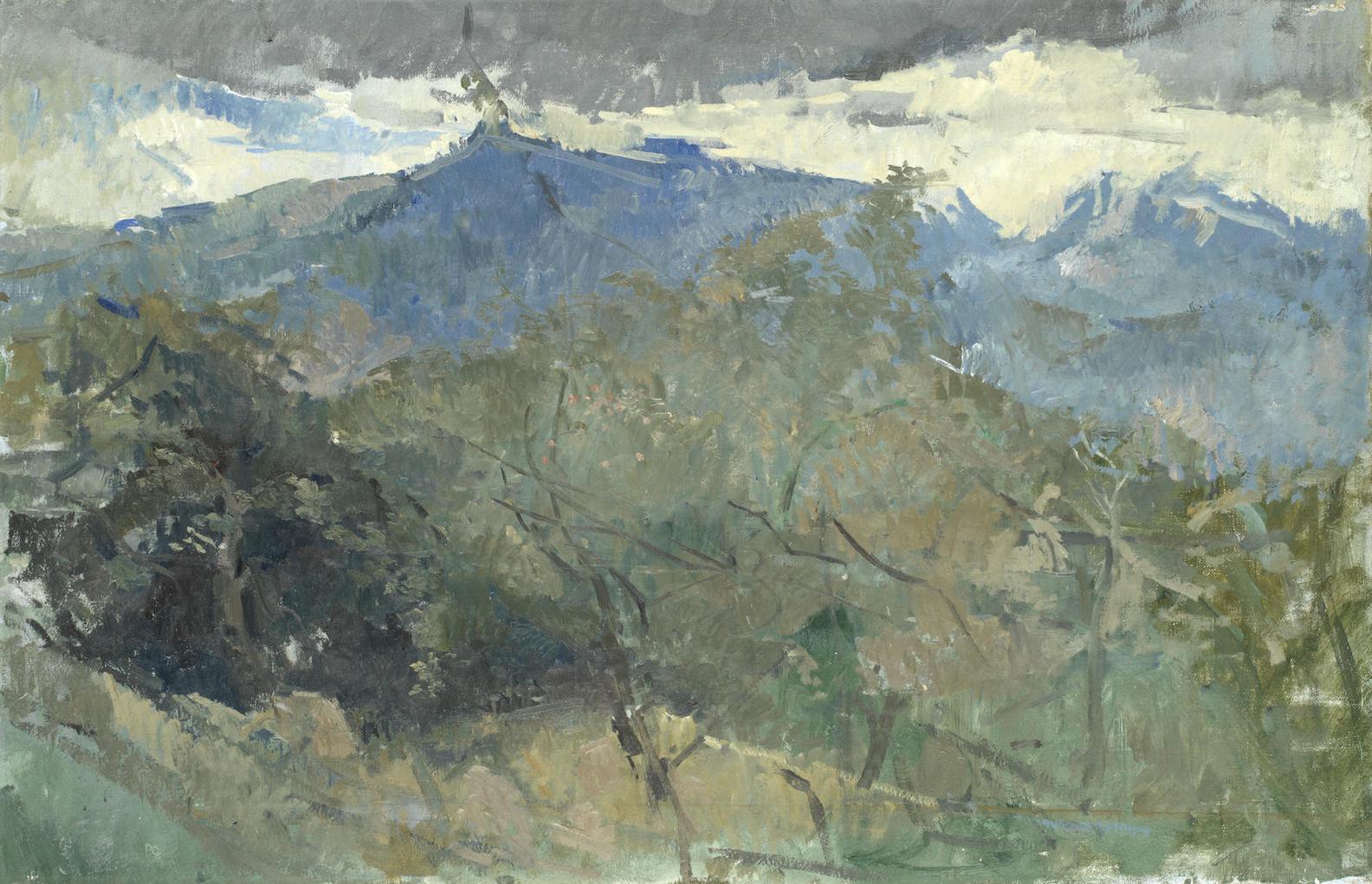 Peter Greenham - Trentino-1966