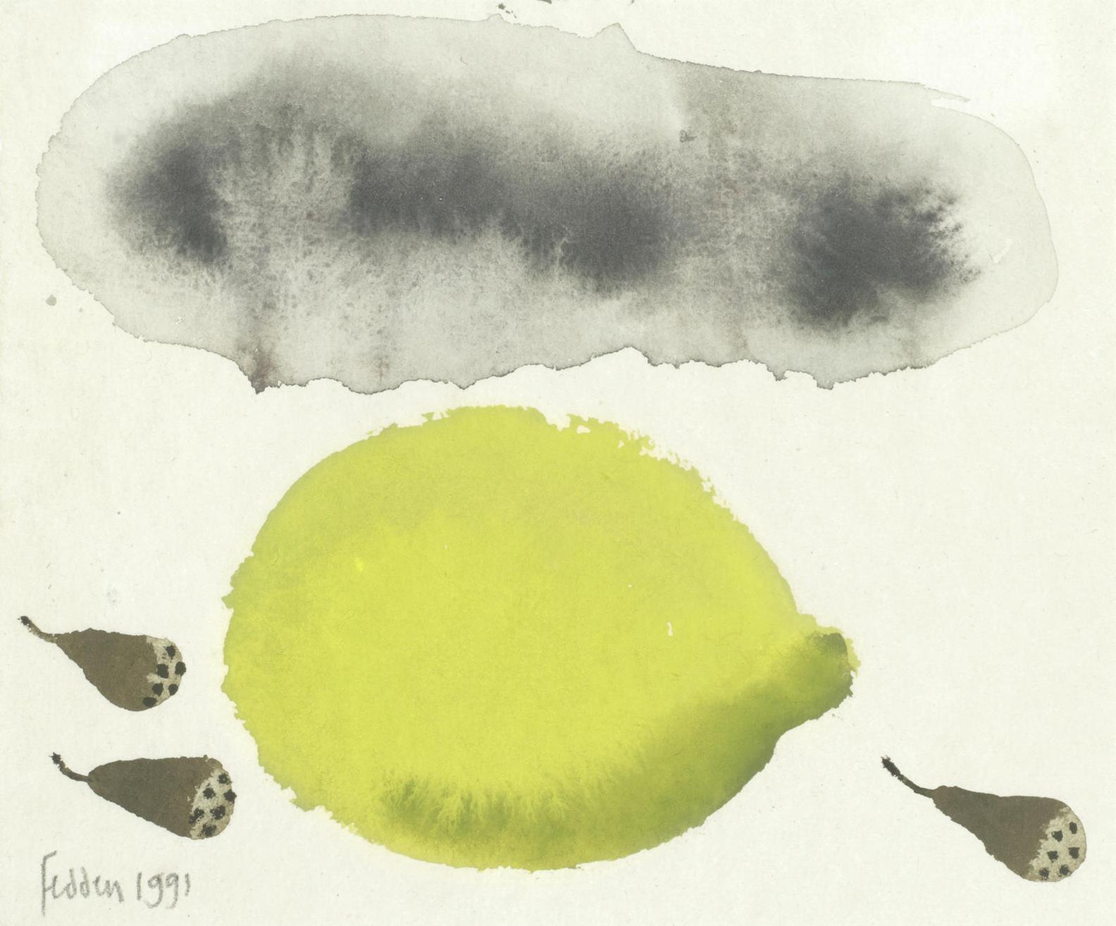 Mary Fedden - Lemon-1991