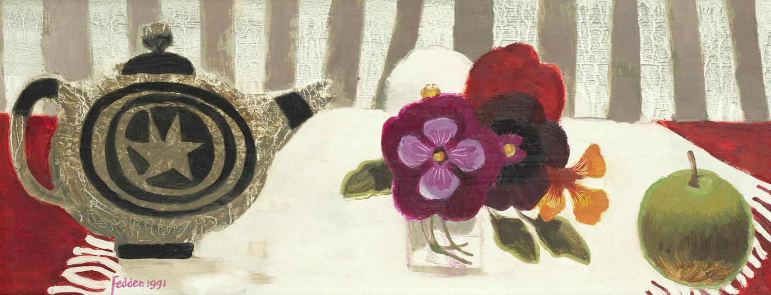 Mary Fedden - Teapot-1991
