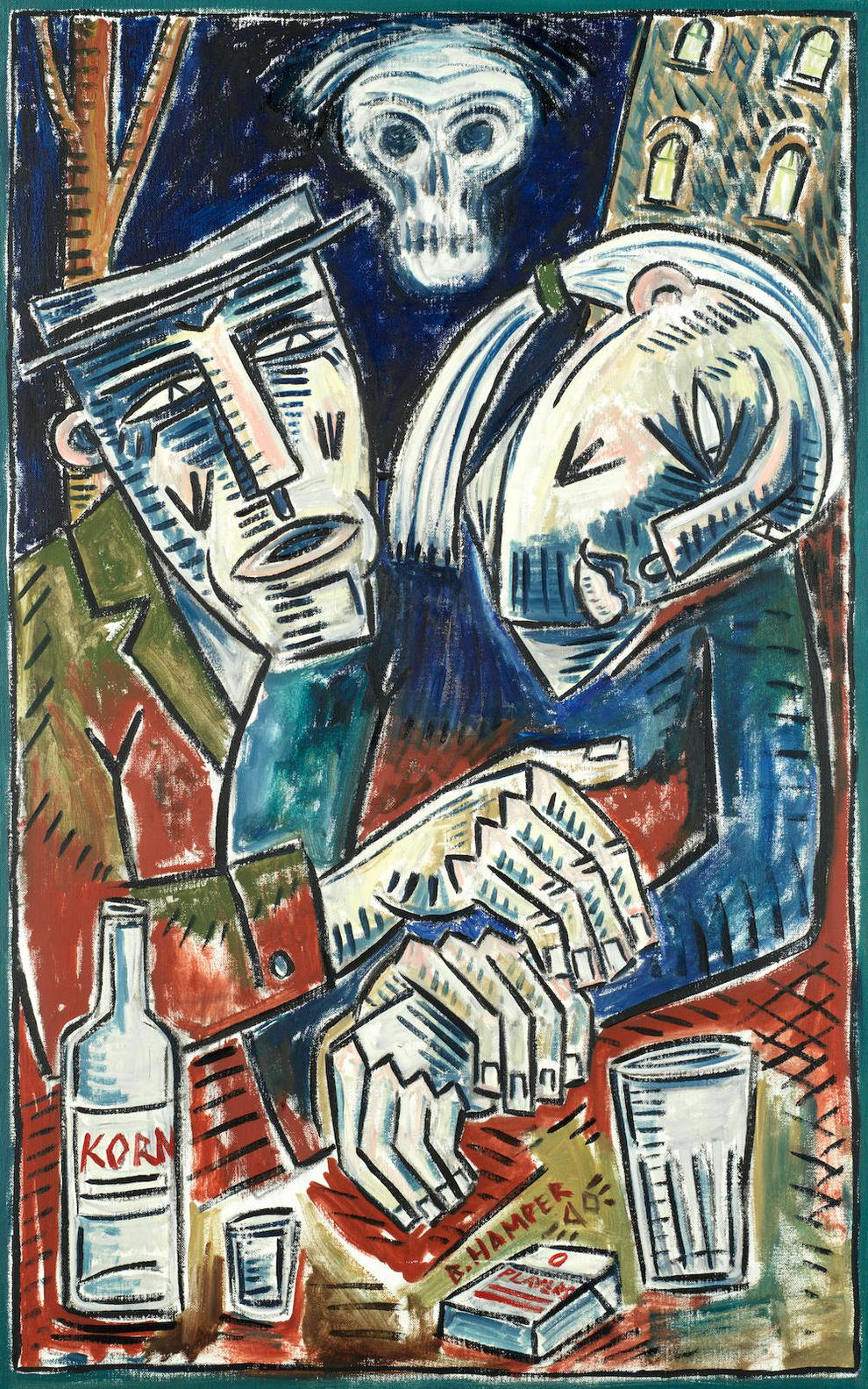 Billy Childish - Spector Between 2 Lovers-