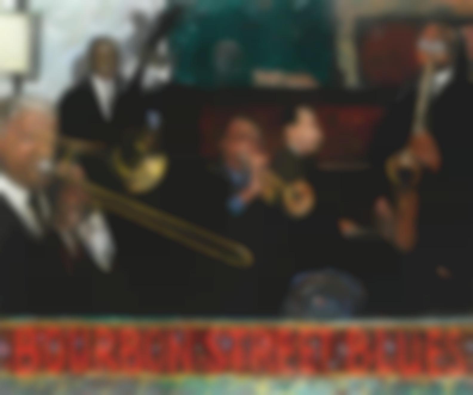 Ruskin Spear - Bourbon Street Blues-