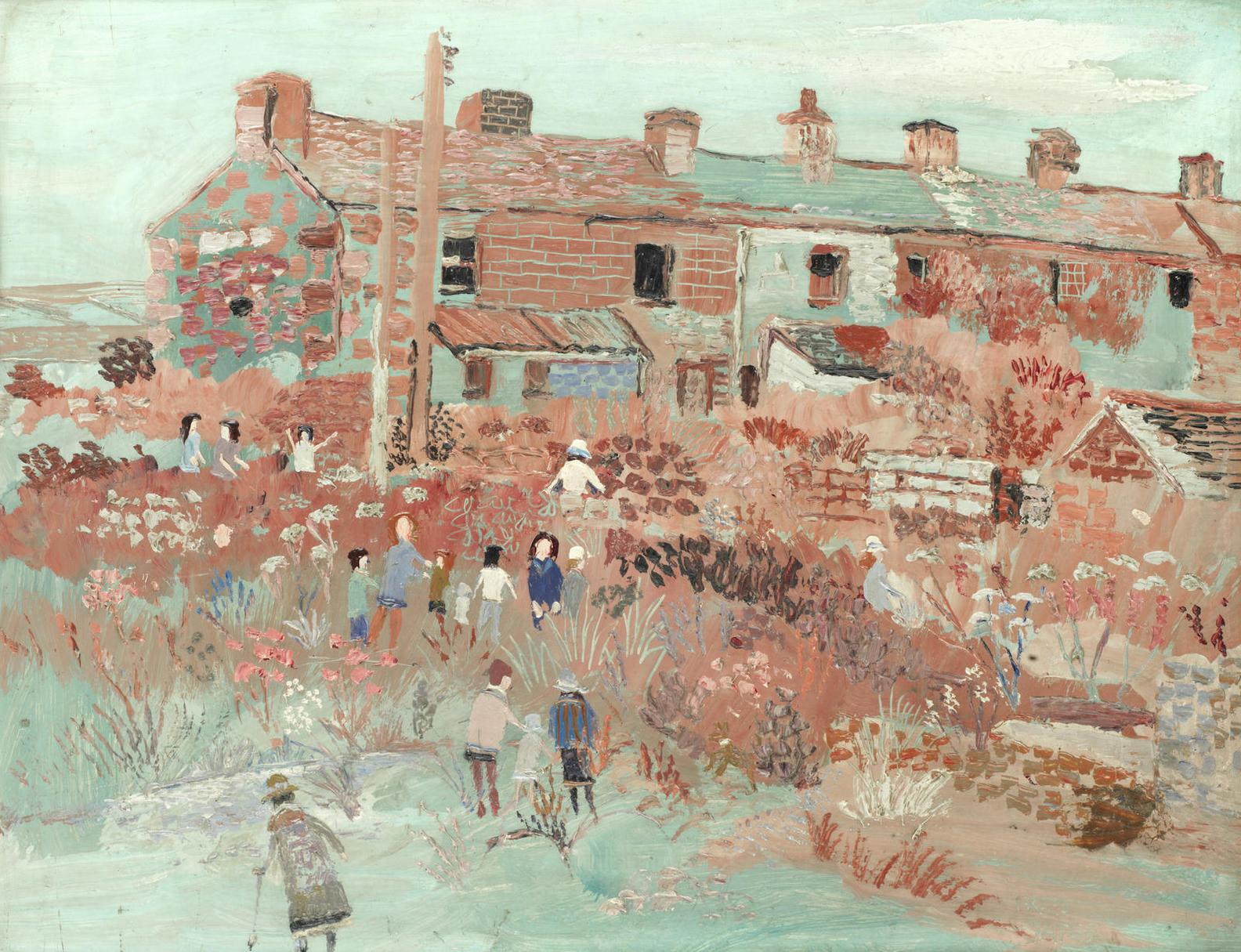 Fred Yates - Pendeen-