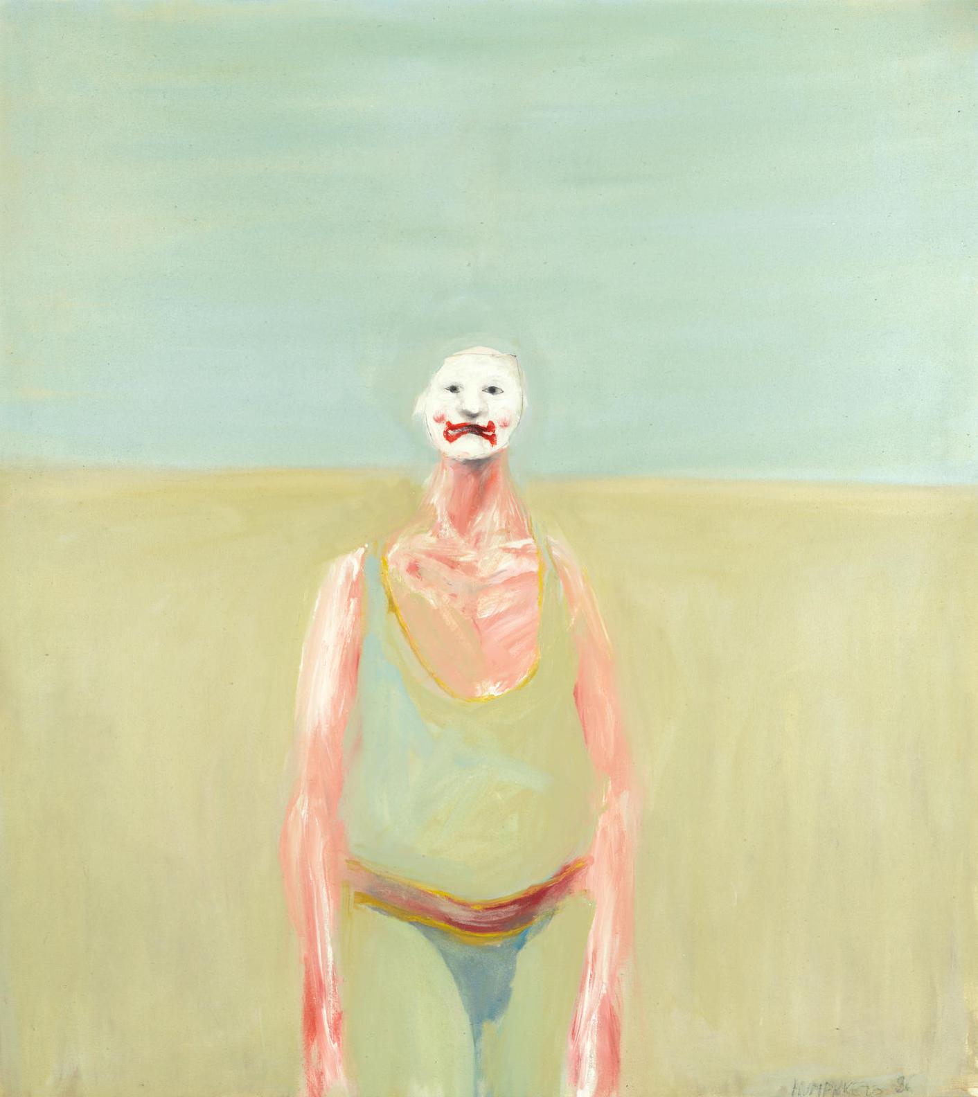 Ian Humphreys - The Clown-1986