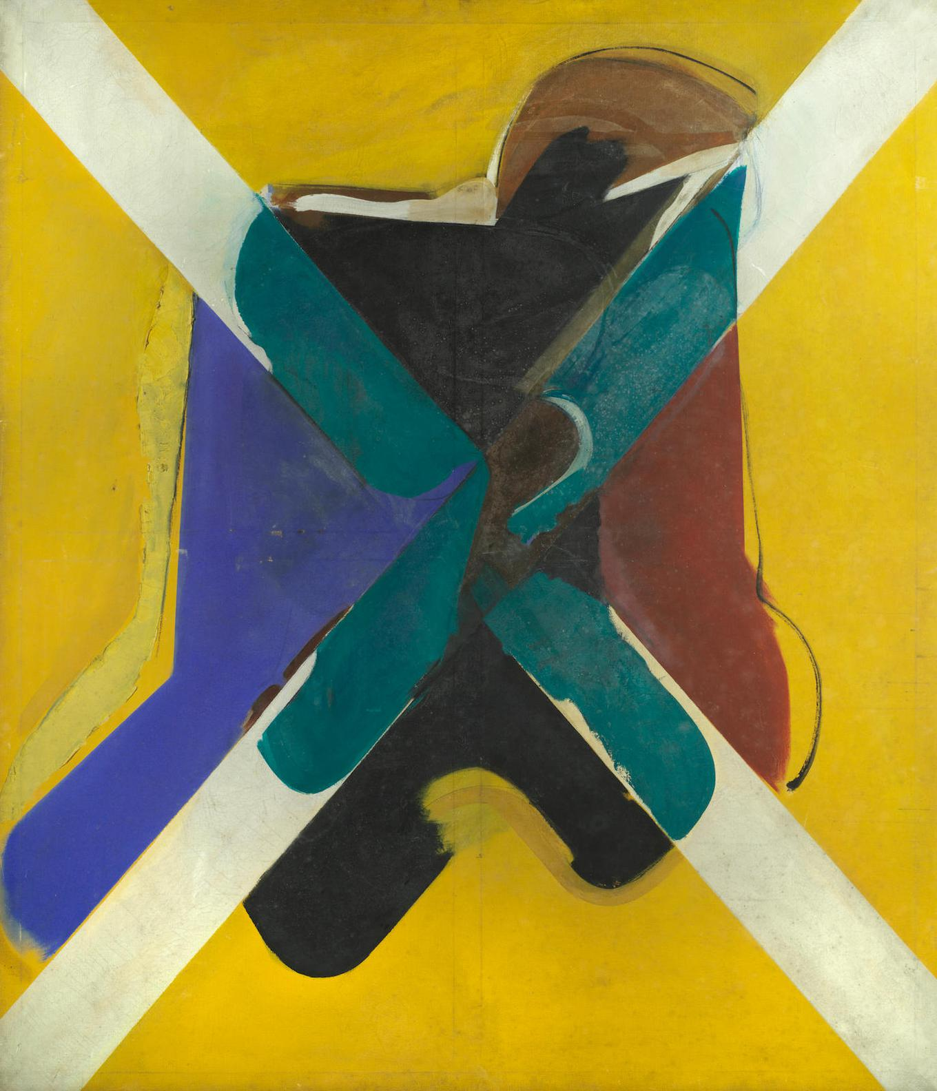 Brian Young - Painting 1961-1961