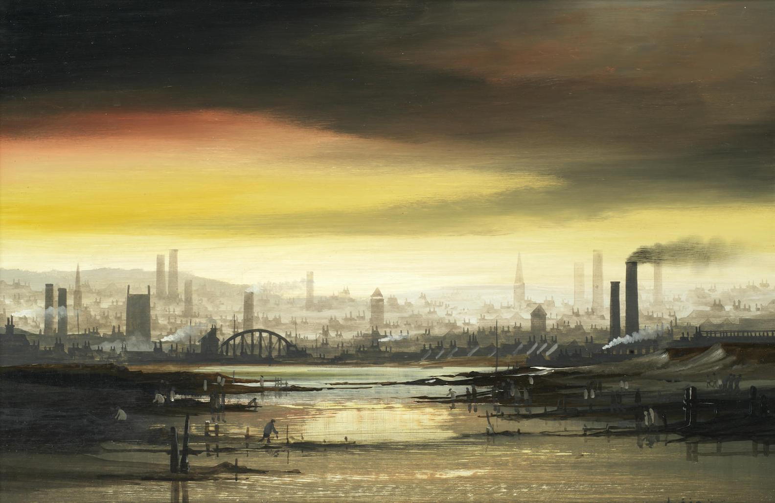 Brian Shields - Industrial Panorama-