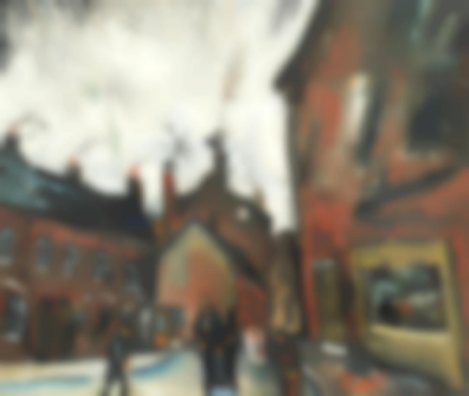 William Ralph Turner - Cross Town, Stockport-