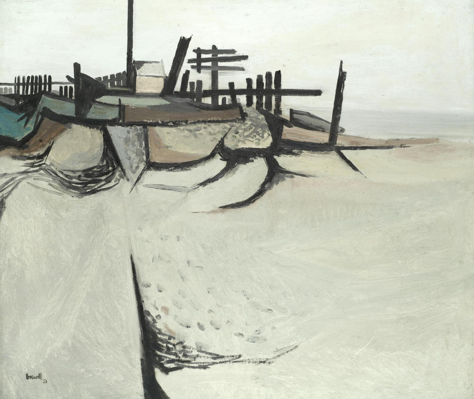 James Boswell - Foreshore-1953