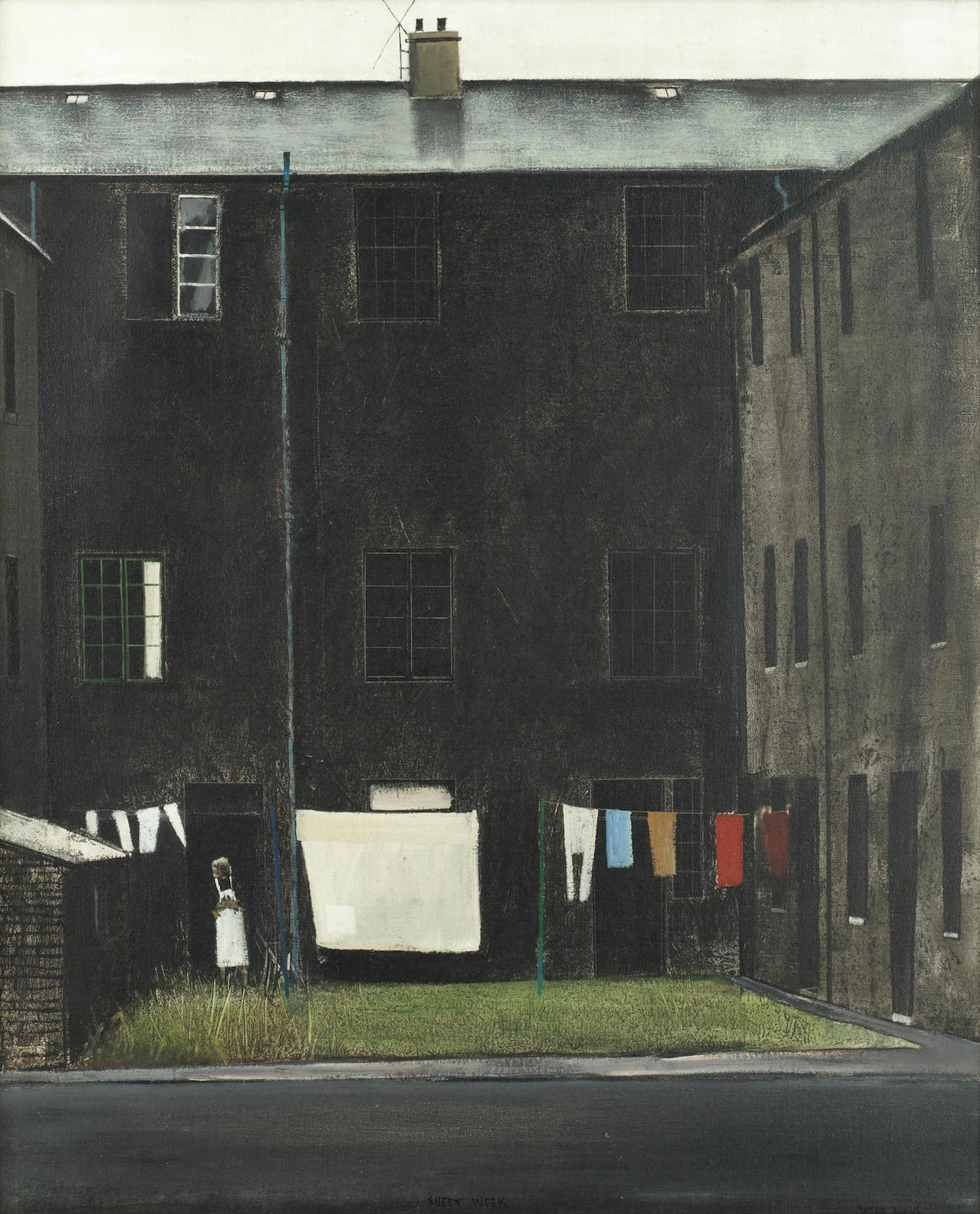 Peter Brook - Sheet Week-